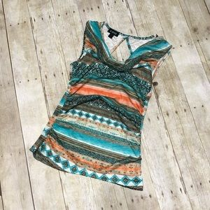 Cute Sleeveless Top!